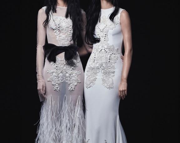 vera wang, wedding dress designer