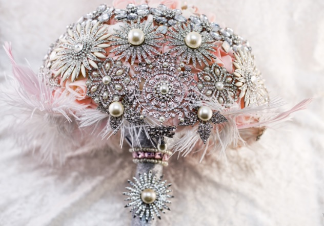 Crystal Bouquets