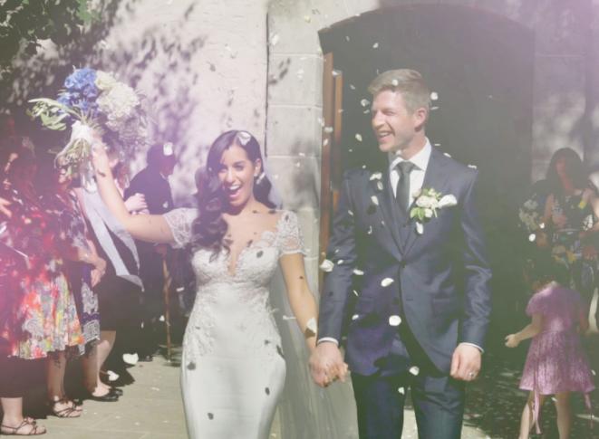 wedding alive