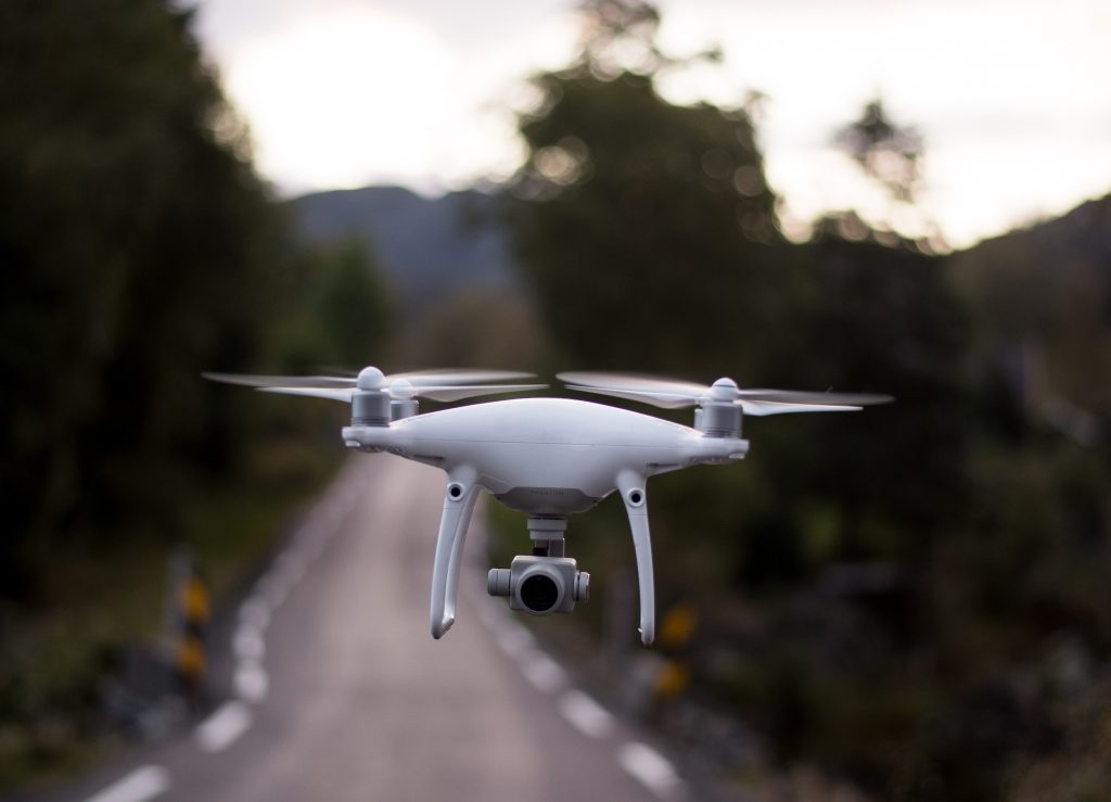 videographers, drone