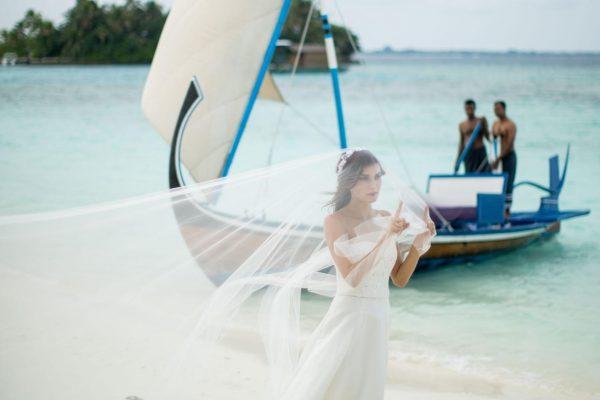 bikini bride