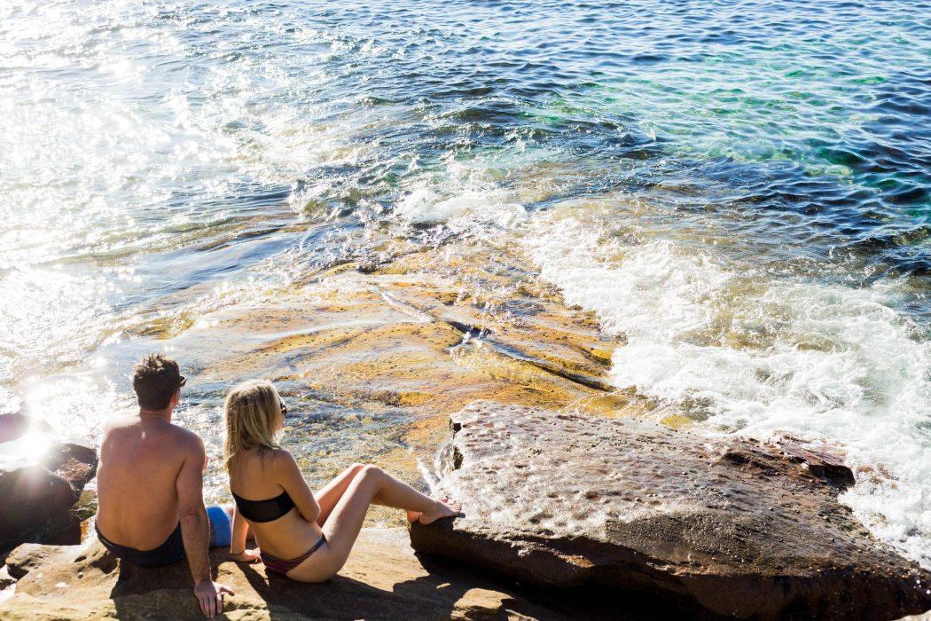 luxury Australian honeymoon