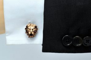 Interview with Goth Chic Milano, men's wedding accessories