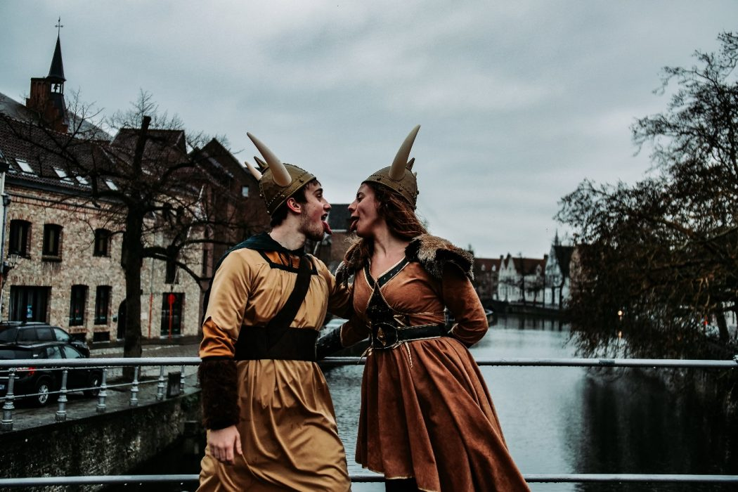 viking wedding
