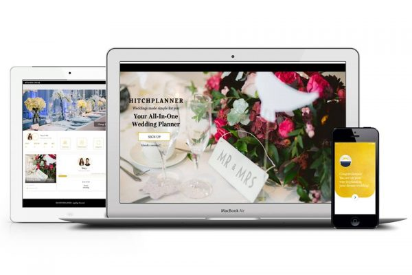 digital wedding planning