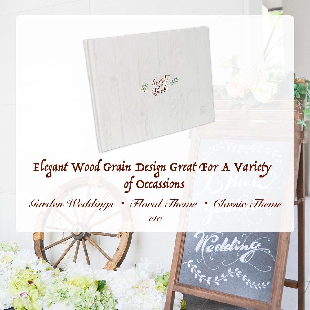 wedding guest book, guest book