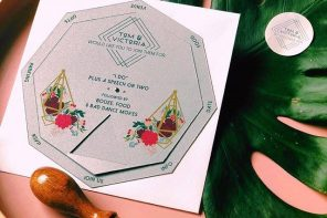 Interview with the founder of You Me Oui, wedding stationery