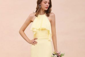 How to choose a bridesmaid dress