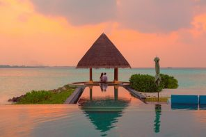 Enjoy the honeymoon of your dreams! Get star treatment at 5 star hotels