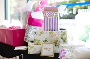 8 Ideal Gifts for a Bridal Shower