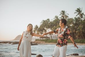 Get married in Hawaii with Islander Weddings