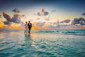 The average cost of a wedding in Hawaii