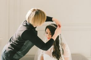 Wig care and styling tips for your wedding
