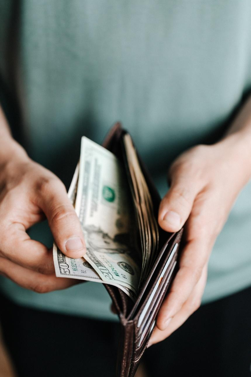 Finding finances for gifts