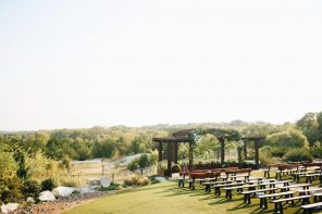 Top Tips for Planning an Outdoor Wedding