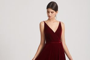 Create a luxurious wedding with the right bridesmaid dresses