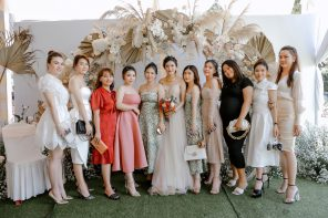Tips to Choose Attire for Bridesmaids on Wedding Day