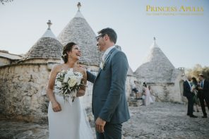 Princess Apulia exclusive wedding planner in Puglia