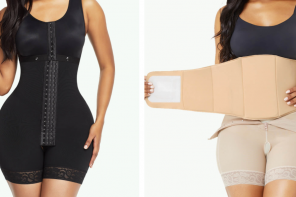 Look and feel more confident with shapewear