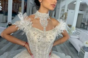 Interview with the founder of Lauras Boutique and Bridal NY